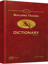 Building Trades Dictionary