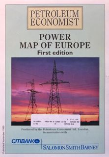 Power Map of Europe
