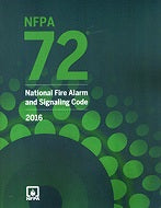 NFPA (FIRE) 72 - National Fire Alarm and Signaling Code-2016