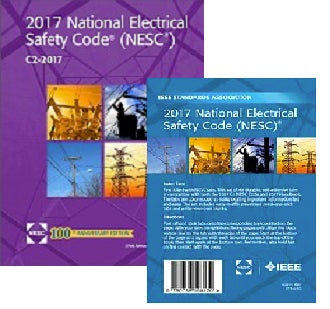 2017 National Electrical Safety Code (NESC)(R) with Tabs combo