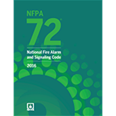 NFPA 72 NATIONAL FIRE ALARM CODE 2016, Paperback