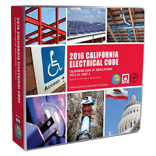 2016 California Electrical Code, Title 24, Part 3