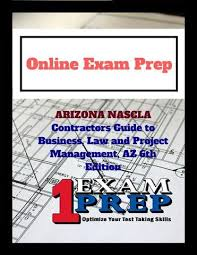 ARIZONA 6TH EDITION-TABS FOR NASCLA CONTRACTORS GUIDE TO BUSINESS, LAW AND PROJECT MANAGEMENT