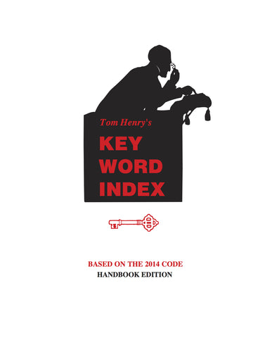 Tom Henry's Key Word Index 2014 Pocket Size