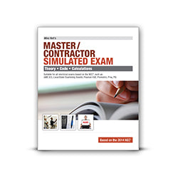 2014 Master/Contractor Simulated Exam