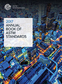 2017 ASTM Volume 04.03 Road and Paving Materials; Vehicle-Pavement Systems