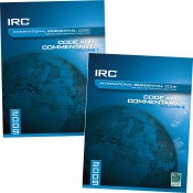 2009 International Residential Code and Commentary Combo