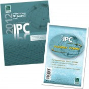 2012 International Plumbing Code & Tab Combo Soft Cover