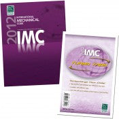 2012 International Mechanical Code & Tab Combo Soft Cover
