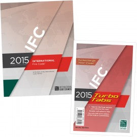 2015 International Fire Code & Tab Combo {loose leaf}