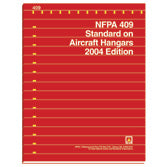 NFPA 409: Standard on Aircraft Hangers
