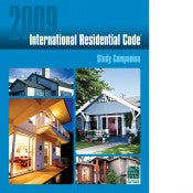 2009 International Residential Code Study Companion and Flash Card Combo