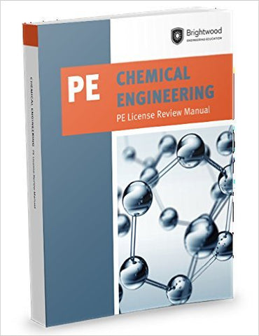 Chemical Engineering: PE License Review Manual