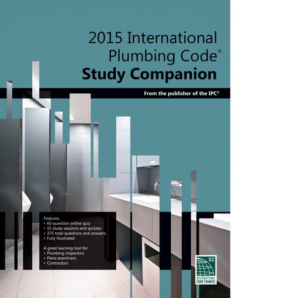 2015 International Plumbing Code Study Companion