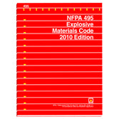 NFPA 495: Explosive Materials Code