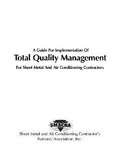 Guide for Implementation of Total Quality Management