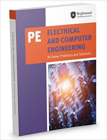 Electrical and Computer Engineering: PE Power Problems and Solutions