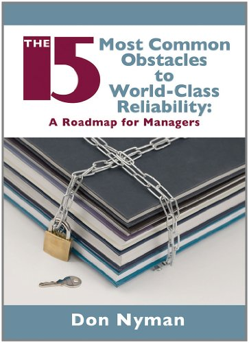 15 Most Common Obstacles To World-Class Reliability