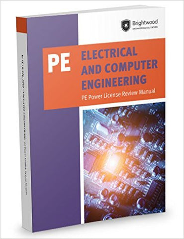 Electrical and Computer Engineering: PE Power License Review Manual