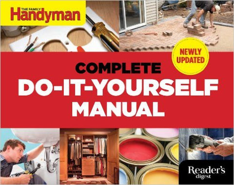 The Complete Do-it-Yourself Manual Newly Updated Hardcover