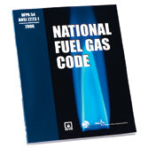 NFPA 54: National Fuel Gas Code 2006