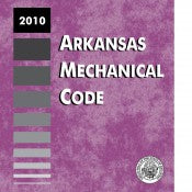 2010 Arkansas Mechanical Code