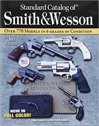 Standard Catalog of Smith & Wesson Hardcover