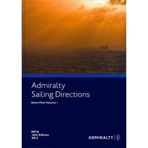 Admiralty Sailing Directions NP42C Japan Pilot