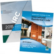 2015 IRC and Significant Changes to the IRC Combo Soft Cover