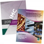 2015 IMC and Significant Changes to the IPC, IMC & IFGC Soft Cover