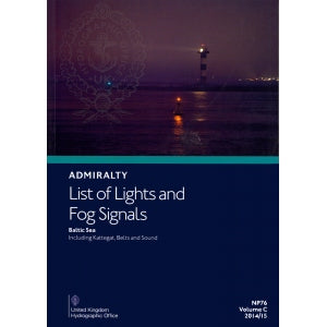 Admiralty List of Lights & Fog Signals NP77 Vol. D