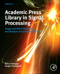 Academic Press Library in Signal Processing, Volume 6 1st Edition