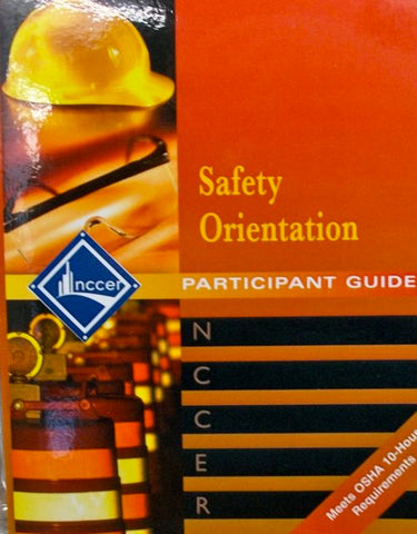 Safety Orientation Pocket Guide, Paperback, 2nd Edition