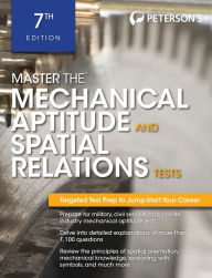 Master the Mechanical Aptitude and Spatial Relations Tests (7th Edition)