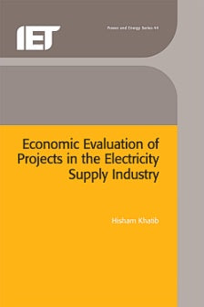 Economic Evaluation of Projects in the Electricity Supply Industry