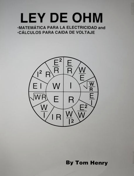 Ley De Ohm ( Ohm's Law Spanish Edition)