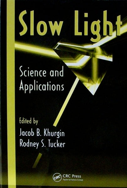 Slow Lights Science and Applications