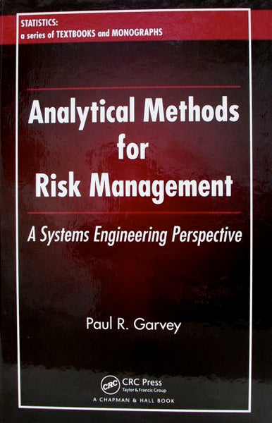 Analytical Methods for Risk Management
