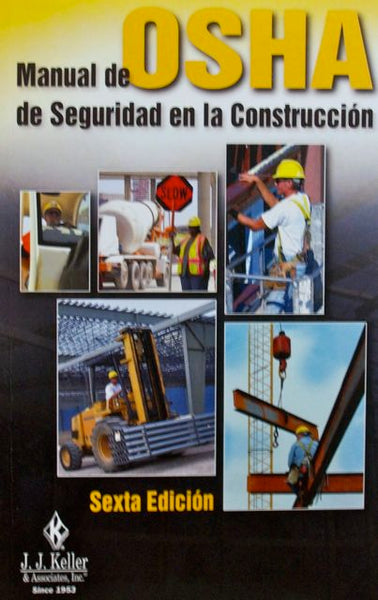 Manual de OSHA de Seguridad en la Construcction