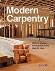 Modern Carpentry, 12th Edition