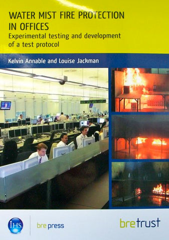 Water Mist Fire Protection in Offices