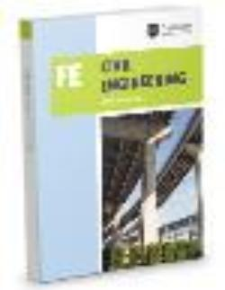 Civil Engineering: FE Review Manual