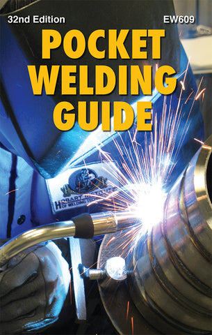 Pocket Welding Guide, 32nd Edition