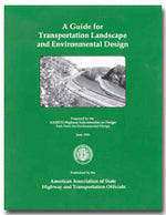 A Guide for Transportation Landscape and Environmental Design, 2nd Edition, Single User PDF Download