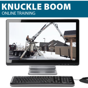 Knuckle Boom Truck Online Training