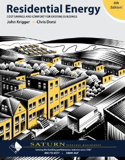 RESIDENTIAL ENERGY 6TH ED