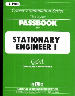 STATIONARY ENGINEER I