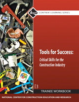 NCCER Tools for Success Workbook, 3rd Edition