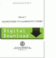 Specifications for Alum Structures -Digital