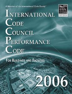 International Code Council Performance Code 2006 Paperback